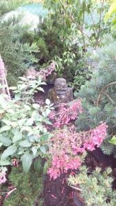 Bambus Buddha